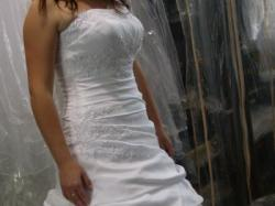 Sprzedam śliczną suknię Emmi Mariage 2010