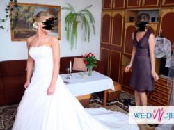 sprzedam śliczną suknię Maggie Sottero Suzane Vidale