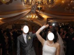 Sprzedam śliczną suknie ślubną !