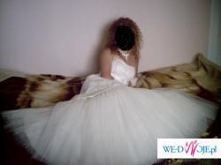 Sprzedam śliczną suknię ślubną 2009