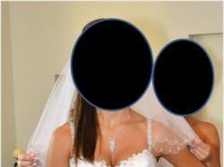 Sprzedam śliczną suknię ślubną 2011 + dodatki