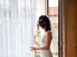 sprzedam śliczną suknie ślubną 36 r Alehandra