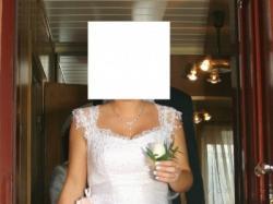 Sprzedam sliczna suknię ślubną