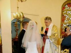 Sprzedam śliczną suknię ślubną.