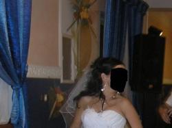 Sprzedam śliczną suknie ślubną:)