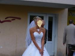 Sprzedam sliczną suknie ślubną!!!