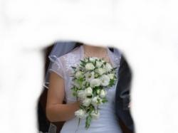 Sprzedam śliczną suknię ślubną!