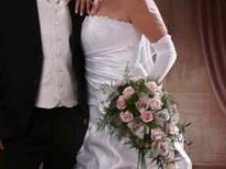 Sprzedam śliczną suknie  ślubną białą