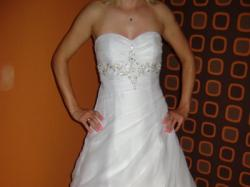 Sprzedam Śliczną Suknie Ślubną - białą, firmy celise