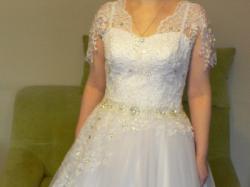 Sprzedam śliczną Suknię Ślubną Cena do negocjacji