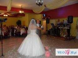 Sprzedam śliczną suknię ślubną DEMETRIOS 896