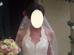 Sprzedam śliczną suknię ślubną firmy NABLA
