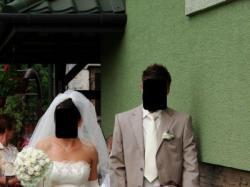 Sprzedam śliczną suknię ślubną firmy SPOSA