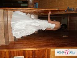 Sprzedam sliczna suknie slubna Gella z kolekcji Gala 2009