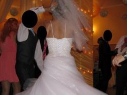 """Sprzedam śłiczną suknię ślubną """"Księżniczka"""""""