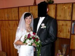 Sprzedam śliczną suknie ślubną Marys z kolekcji 2009 Annais Bridal