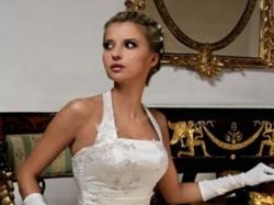 Sprzedam śliczną suknię ślubną - model Migela