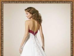 Sprzedam śliczną suknię ślubną Mori Lee