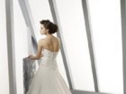Sprzedam śliczną suknię ślubną renomowanej amerykańskiej firmy MORI LEE