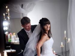 Sprzedam śliczną suknię ślubną renomowanej amerykańskiej firmy Sincerity Bridal