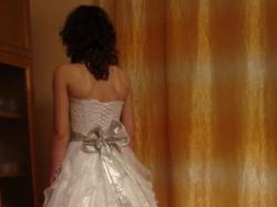 Sprzedam śliczną suknie ślubną z kolekcji Fulara & Żywczyk