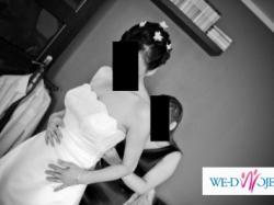 sprzedam śliczną suknię ślubną z salonu Carmen