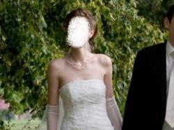 Sprzedam śliczną suknię ślubną za 800 zł