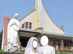 Sprzedam śliczniutką suknię ślubną!!