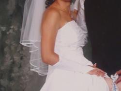 sprzedam ślicznom suknię ślubną