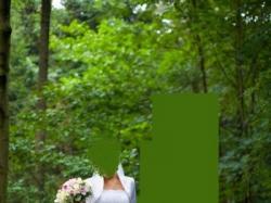 Sprzedam śnieżnobiałą suknie ślubną !!!