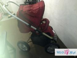 Sprzedam spacerówke Mutsy Urban Rider &+ fotelik Maxi Cosi