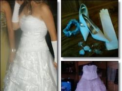 Sprzedam sukienkę -500zl.