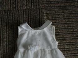 Sprzedam sukienkę do chrztu rozm.68 (+dodatki)