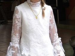 Sprzedam Sukienkę do  Komunii