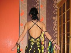 Sprzedam sukienke do standardu- zdobioną