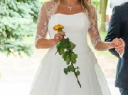 Sprzedam sukienkę ślubą