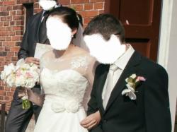 Sprzedam sukienkę ślubną Affinity Bridal Audrey 2013