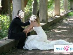 sprzedam sukienkę ślubną Benjamin Roberts 930