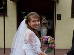 Sprzedam sukienkę ślubną - piękna proncessa