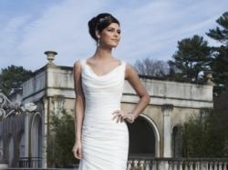 Sprzedam sukienkę ślubną SINCERITY 3736 rozm. 36