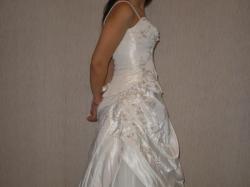 Sprzedam sukienkę ślubną w kolorze ecru
