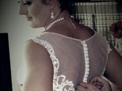 Sprzedam sukienkę ślubną w stylu Berta