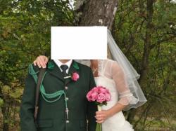 Sprzedam sukienkę ślubną z dodatkami