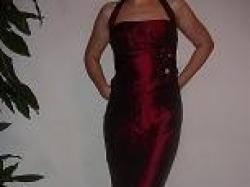 sprzedam sukienkę z tafty