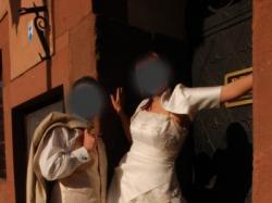 Sprzedam suknę Chris Couture mode Amor rozmiar 42