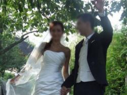 Sprzedam! Suknia ślubna La Sposa Fanal