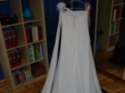 Sprzedam Suknia Slubna MADONNA San Patrick EBOLI- r. 38