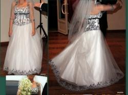 Sprzedam- Suknia Ślubna Miss Paris