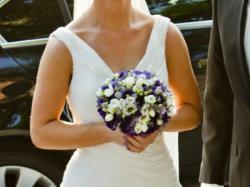 sprzedam suknia ślubna pronovias abaco