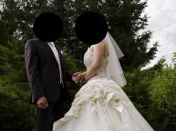 SPRZEDAM: Suknia ślubna Urszula Mateja 640 używana uprana